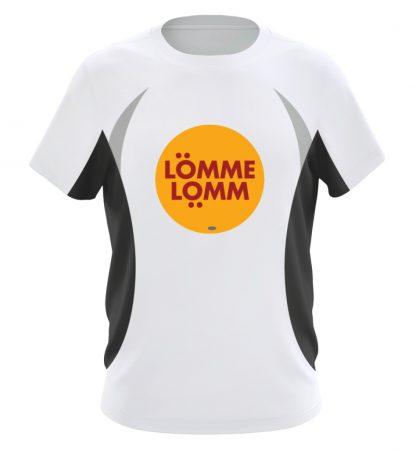 Lömmelömm Laufshirt - Herren Laufshirt tailliert geschnitten-6757